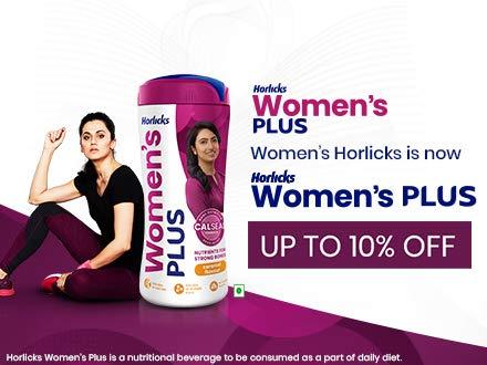 Horlicks women