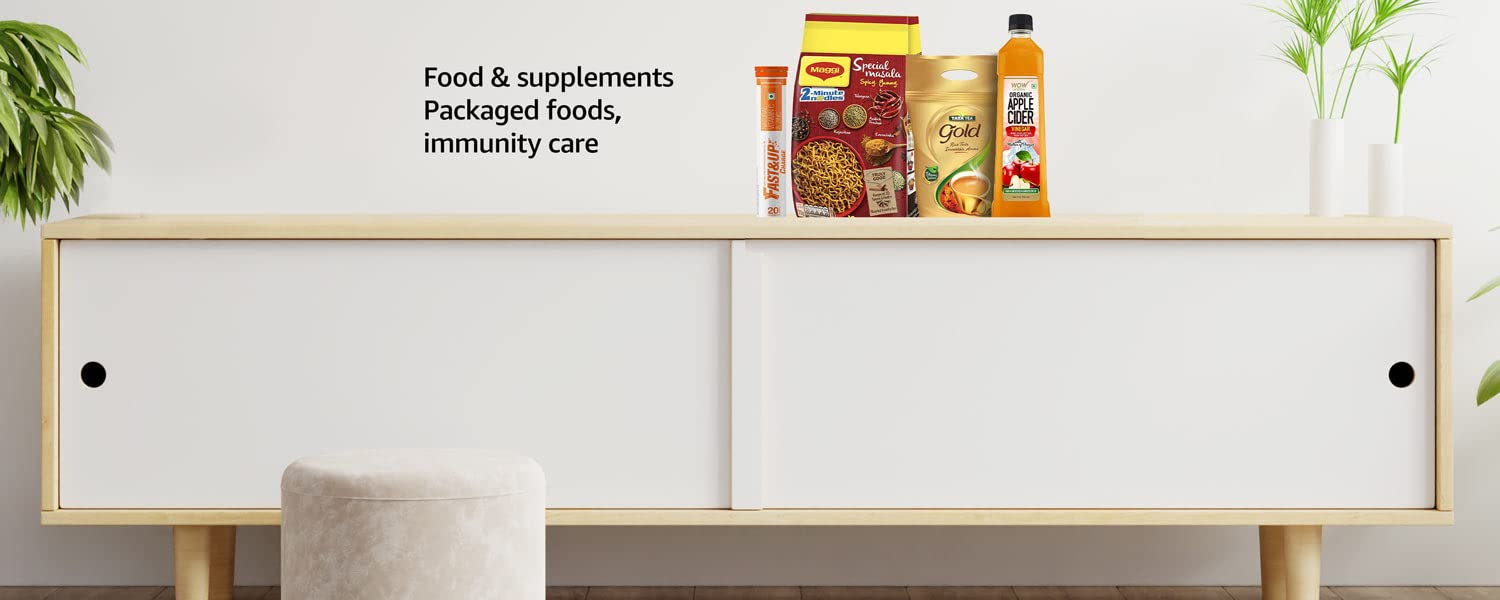 Amazon Offers Today-Coupons-Promo Codes - Food and Health Supplements starting at just ₹149
