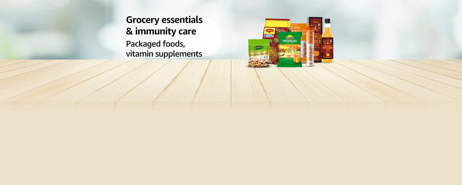 Amazon India - Food and Health Supplements starting at just ₹149