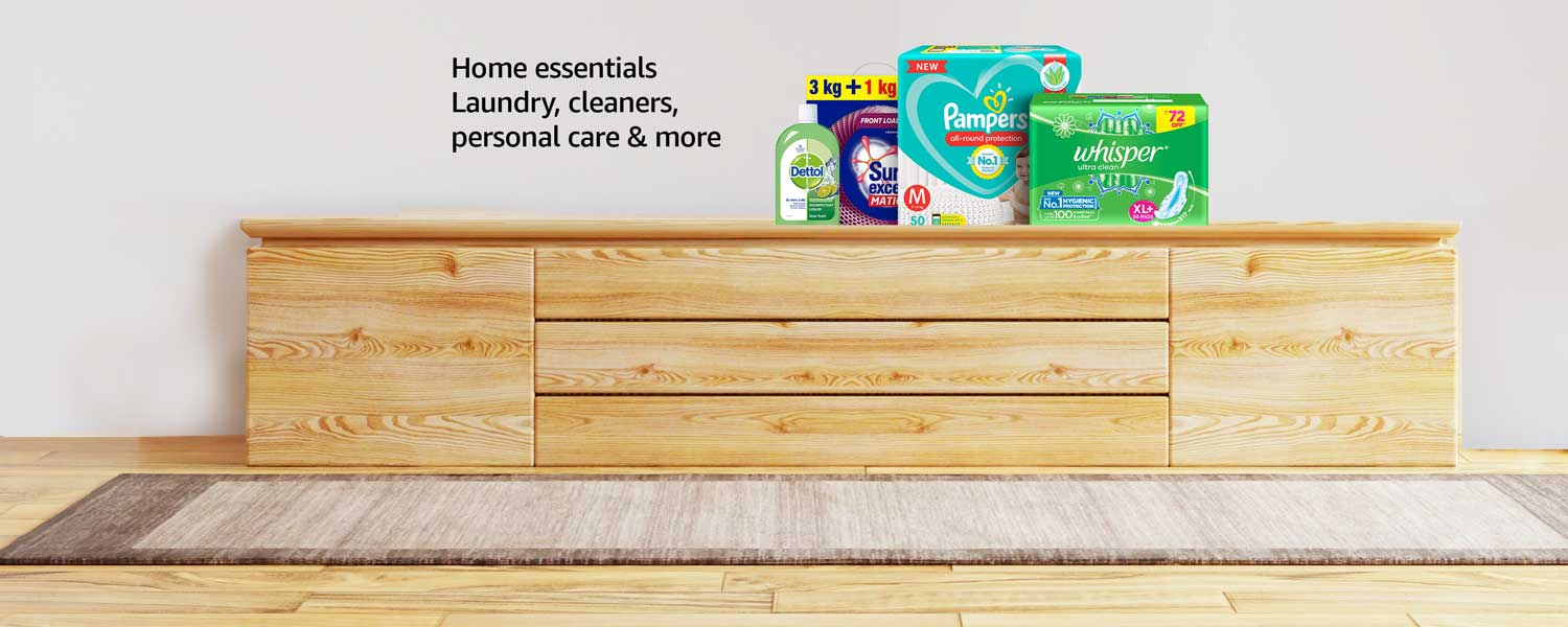 Amazon Offers Today-Coupons-Promo Codes - Home Essentials starting at just ₹99