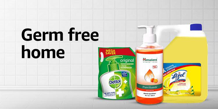 Germ-free home