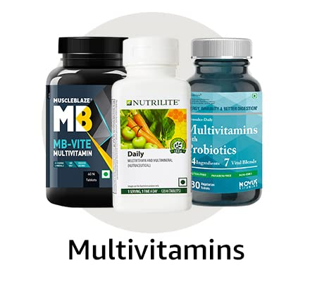 Multivitamains Supplements | Starting from