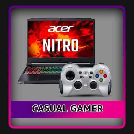 Casual Gamer