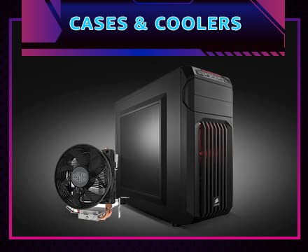 Cases & Coolers