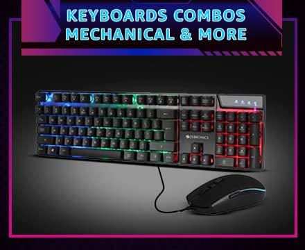 Keyboards and Combos  Mechanical and More