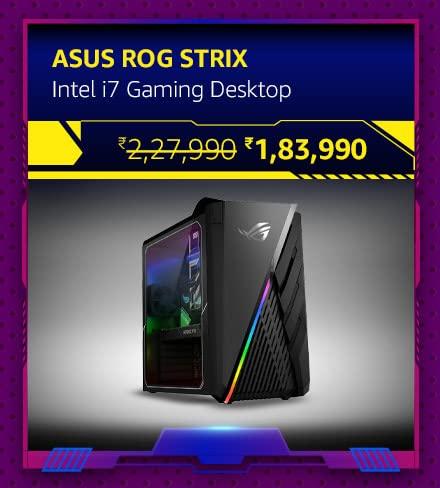 ASUS ROG Strix - Intel i7 Gaming Desktop