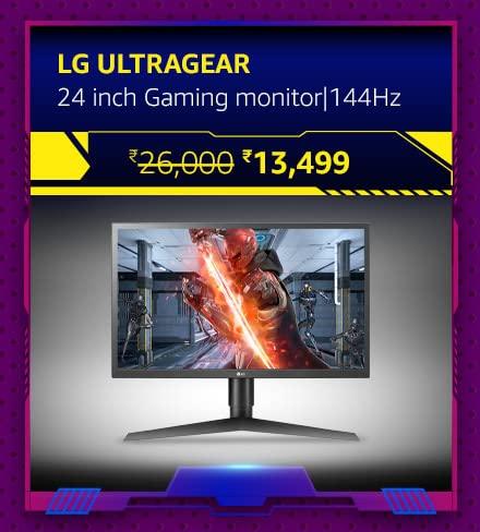 LG Ultragear 24 inch Gaming monitor|144Hz