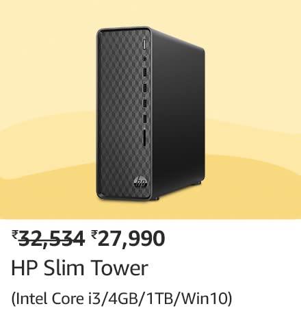 HP Slim Tower