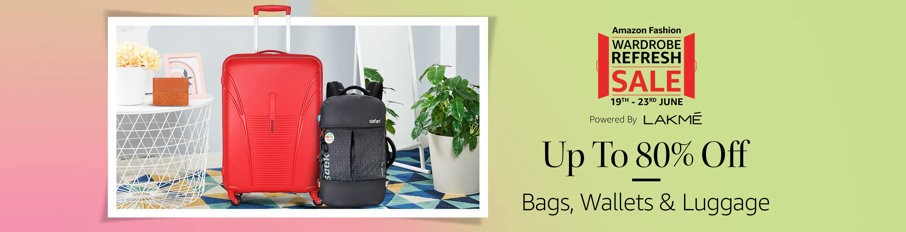 Bags, wallets and luggage