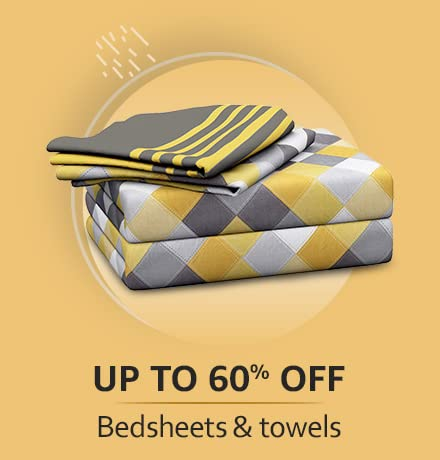 Cotton bedsheets & Towels