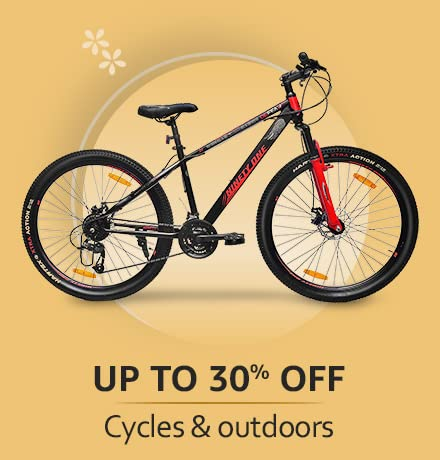 Cycles & Outdoor sports