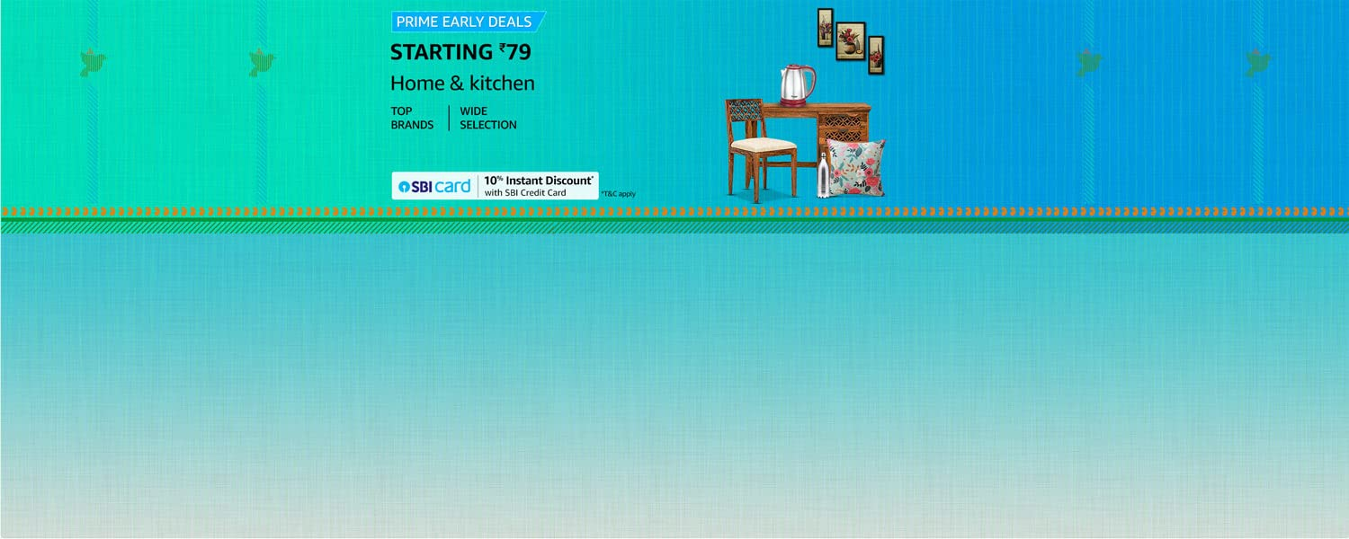 amazon.in - Home and Kitchen starting at just ₹79
