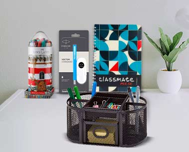 Up to 60% off | School from home essentials