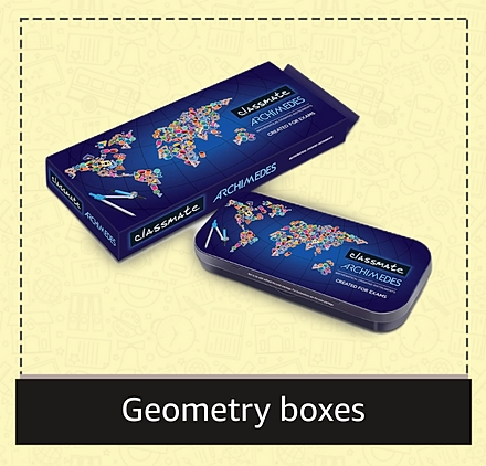Geometry boxes