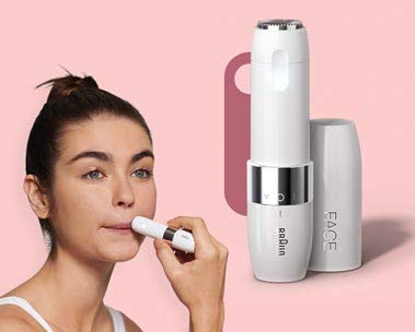 Braun Face hair remover | Just launched