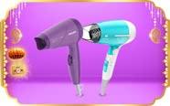 Starting ₹649 | Hair dryers