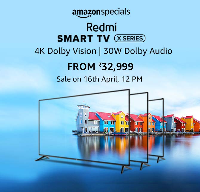 Redmi TVs