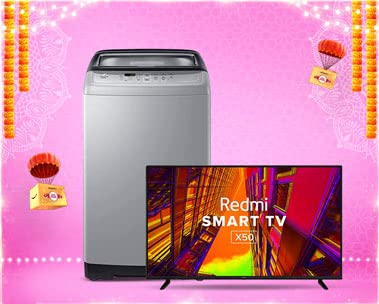 Up to 65% off | TVs & appliances