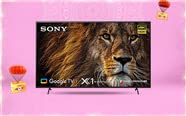 Large screen TVs   Up to 65% off