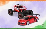 RC cars & vehicles