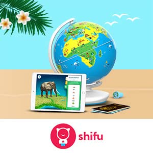 Interactive AR Globe