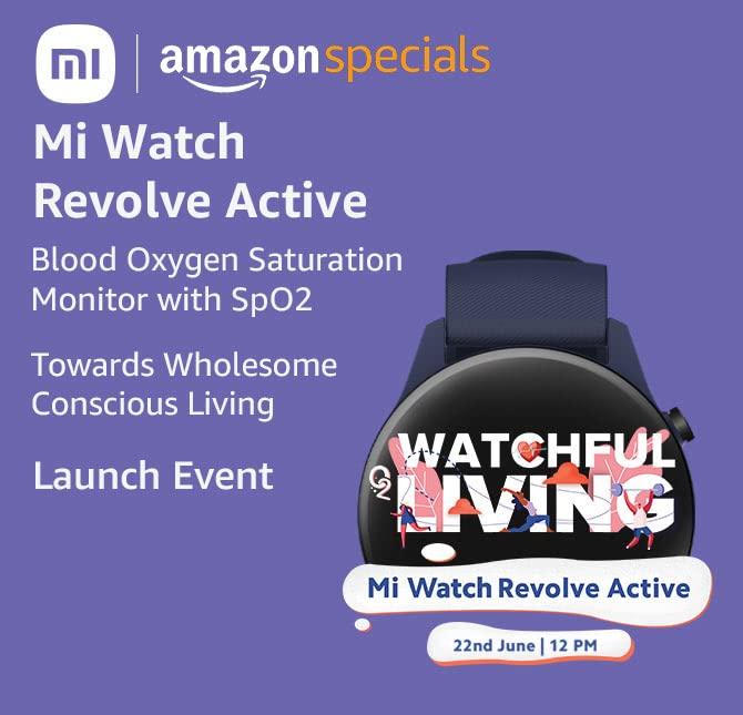 MiWatchRevolveActive