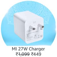 MI 27W Charger