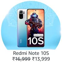 Redmi Note 10S