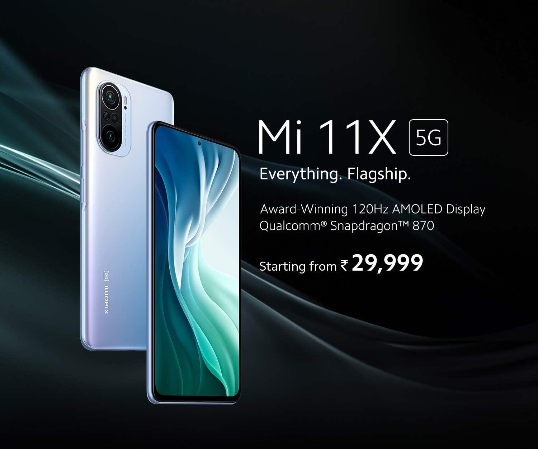 Amazon.in: Mi 11X: Electronics