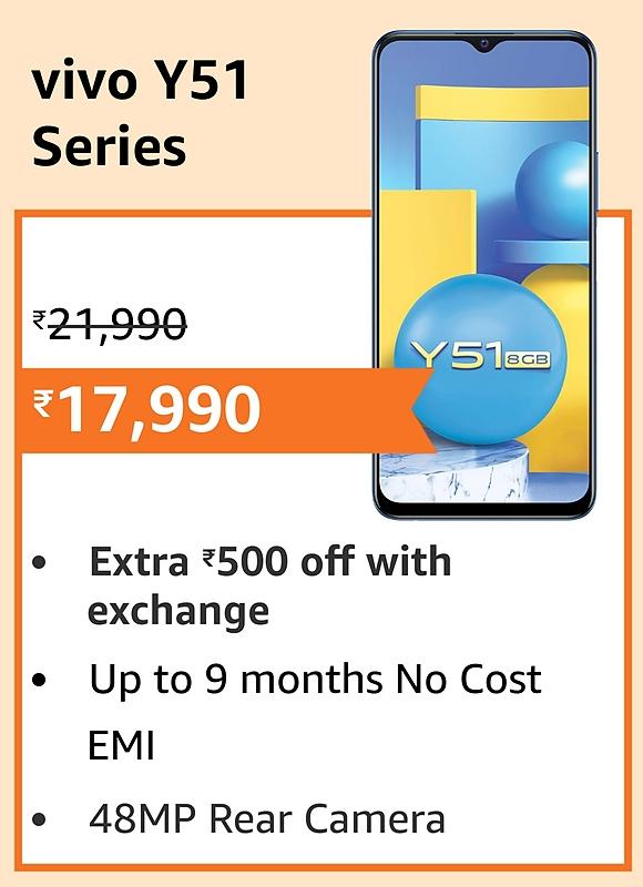 Vivo Y51 series
