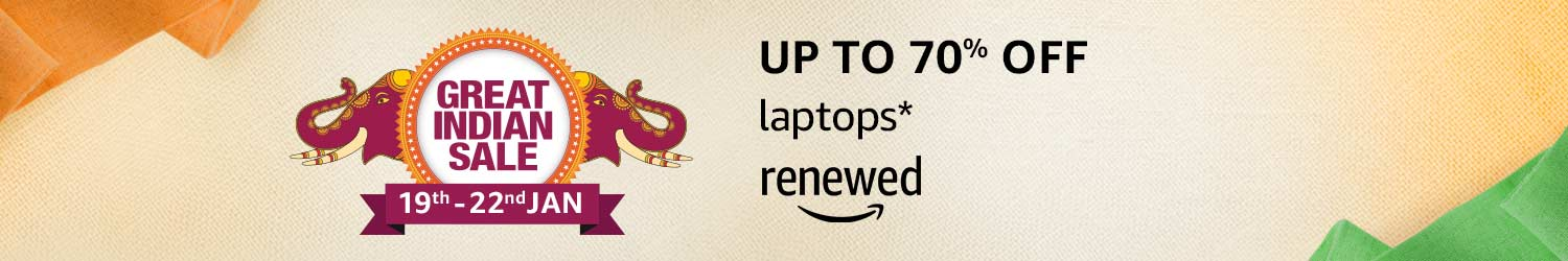 Unboxed & refurbished laptops