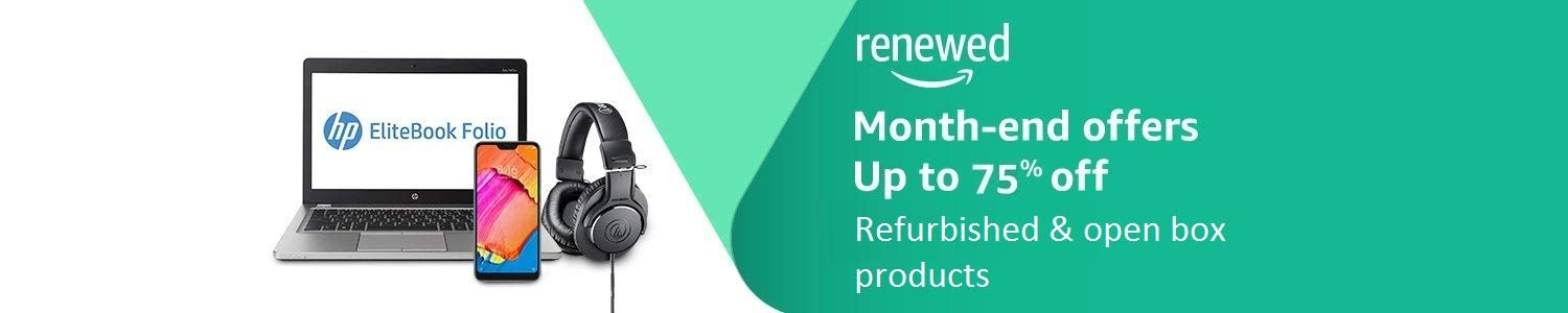 Certified Refurbished Month-End Offers