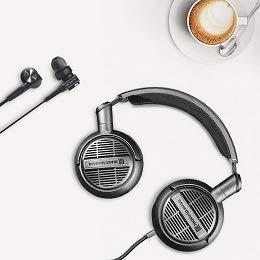 Refurbished & open box headphones | Up to 50% off