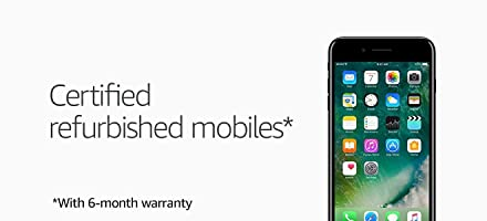 Certfied Refurbished Mobiles