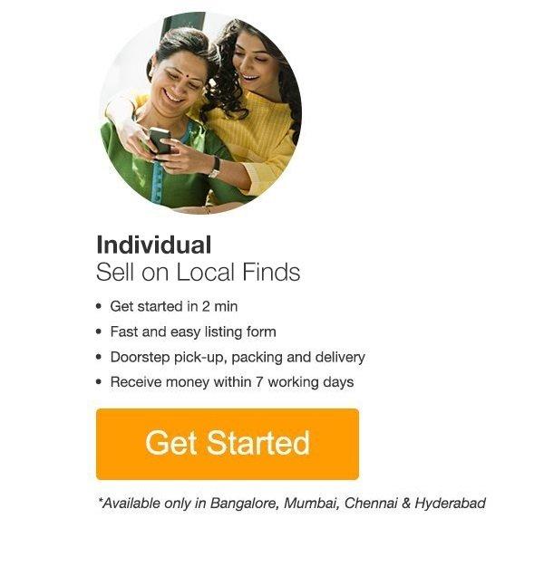 Individual Sellers