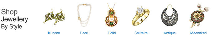 Jewellery by Type