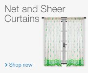 Net and Sheer curtains