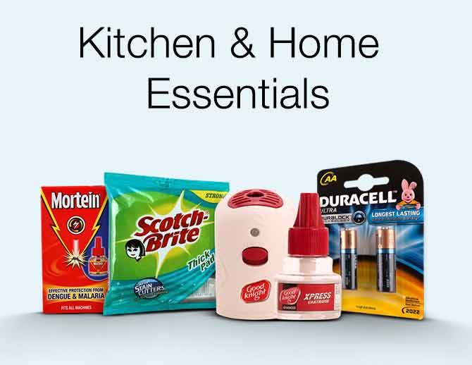 Kitchen & Home Essentials