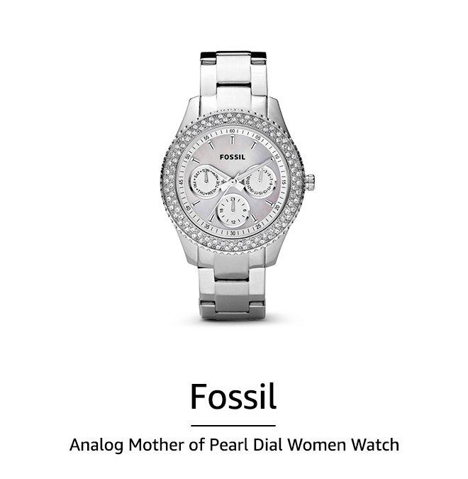 Fossil Women watch