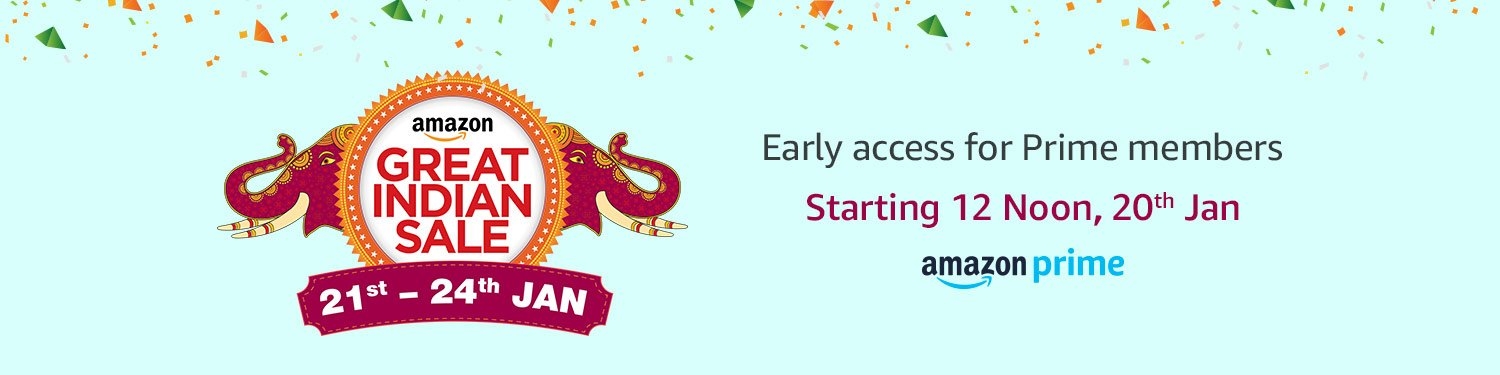Early access for Prime members