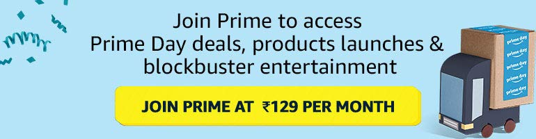 Join Prime to shop Prime Day deals