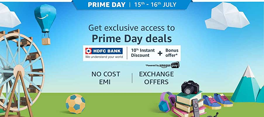 Prime Day Deals & offers