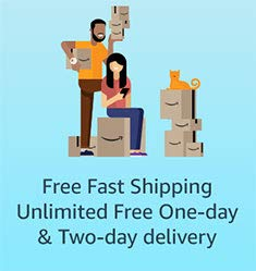 Free fast delivery