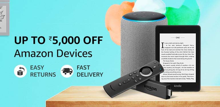 Up to 65% off on Amazon Brands & more