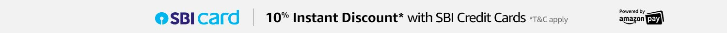 SBI Card | 10% Instant Discount