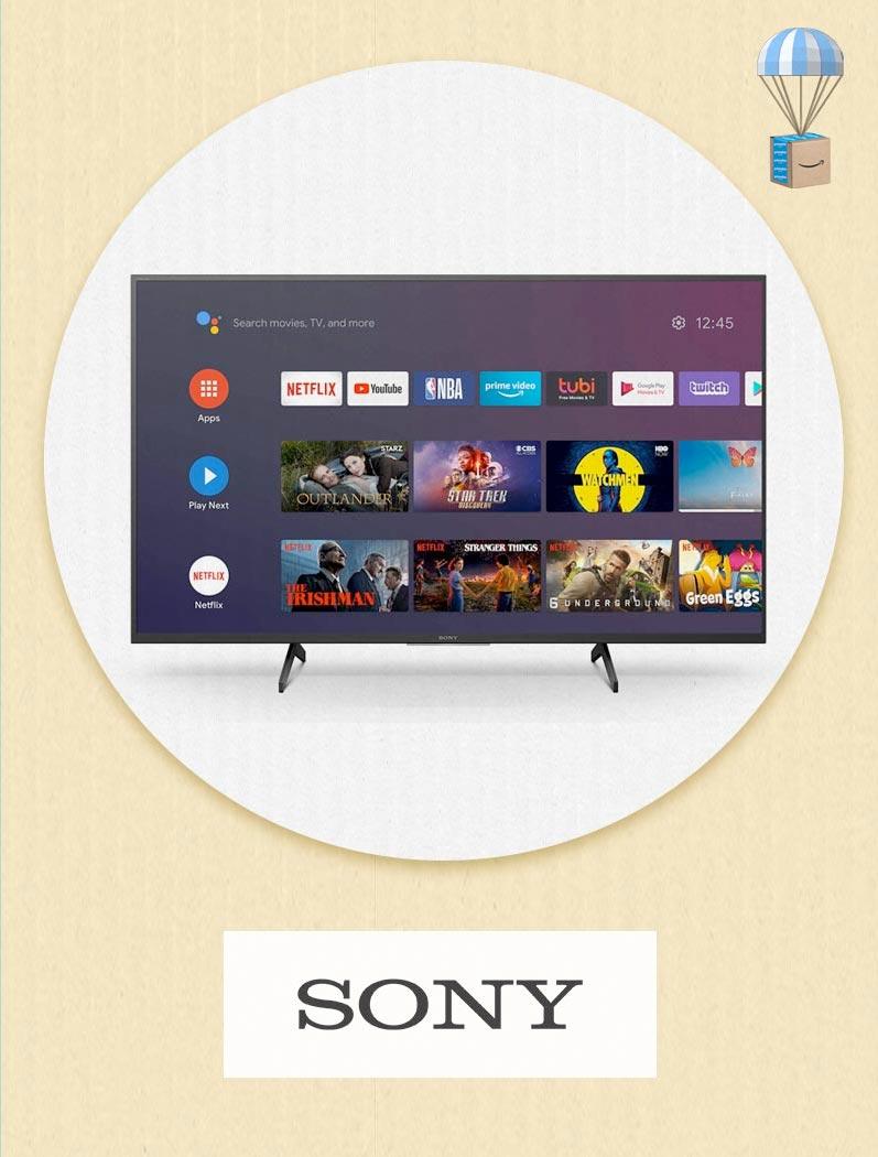 Sony Smart LED TVs
