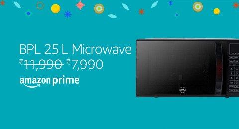 BPL 25L Microwave