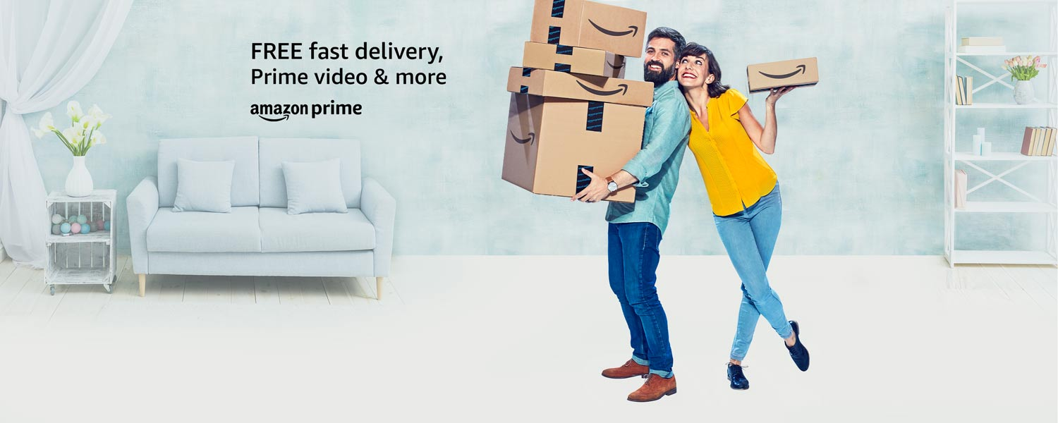 free fast delivery and more