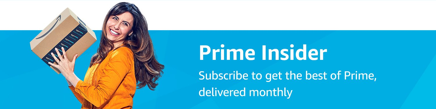 Subscribe for the Prime Newsletter
