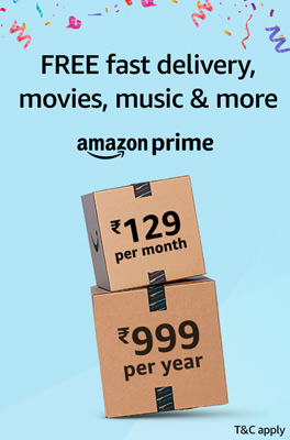 Join Prime at Rs.129 per month